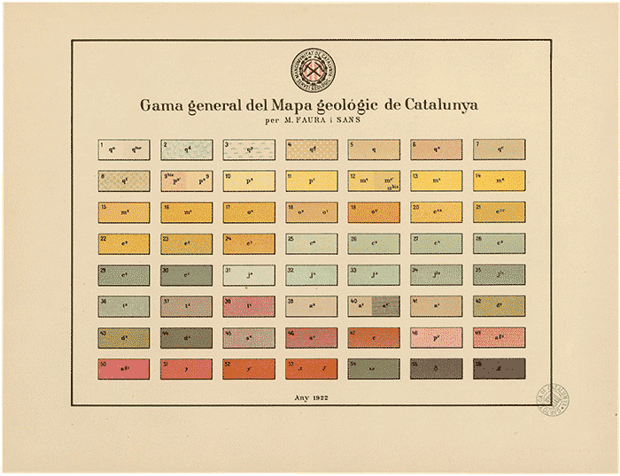 gama colors